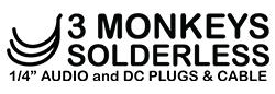 3 Monkeys Solderless