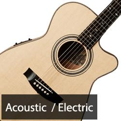 Acoustic / Electric
