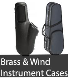 Brass & Wind Instrument Cases