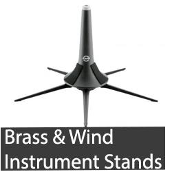 Brass & Wind Instrument Stands