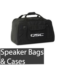 Speaker Bags & Covers