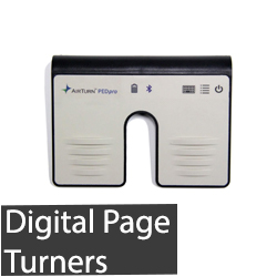 Digital Page Turners