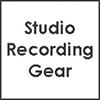 Studio Recording Gear