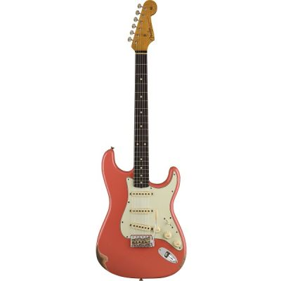 Fender Custom Shop '60 Stratocaster Relic - Faded Aged Tahitian Coral