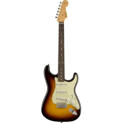 Fender Custom Shop '59 Stratocaster NOS - Chocolate 3-Colour Sunburst