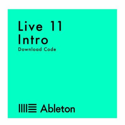 Ableton Live 11 Intro (Download)