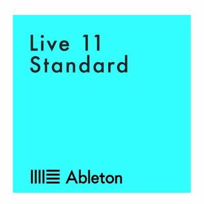 Ableton Live 11 Standard (Download)