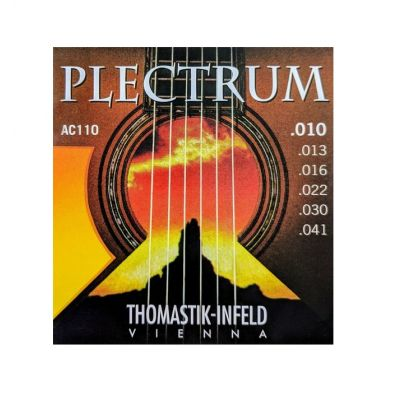 Thomastik AC110 Plectrum - Extra Light