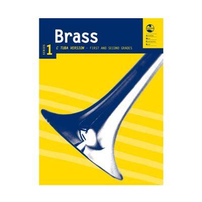 AMEB Brass Series 1 C Tuba Version Grades 1 + 2