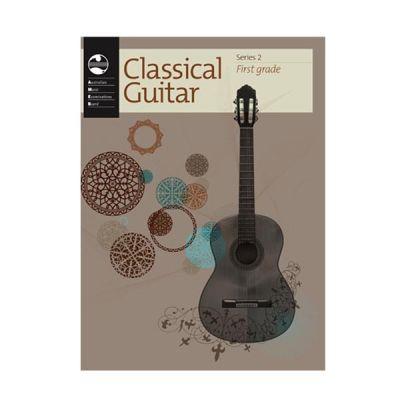 AMEB Classical Guitar Series 2  Grade 1