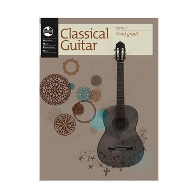 AMEB Classical Guitar Series 2 Grade 3