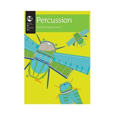 AMEB Percussion Technical Work Level 1