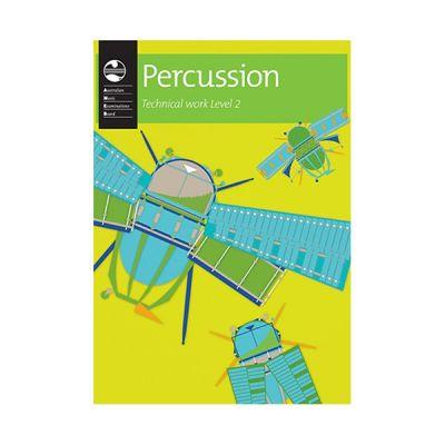 AMEB Percussion Technical Work Level 2