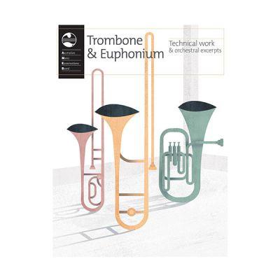 AMEB Trombone and Euphonium Technical Work 2020