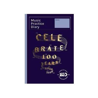 AMEB MUSIC PRACTICE DIARY