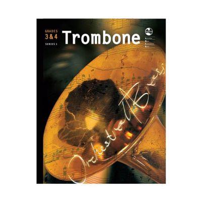 AMEB Orchestral Brass  Trombone Grades 3 & 4