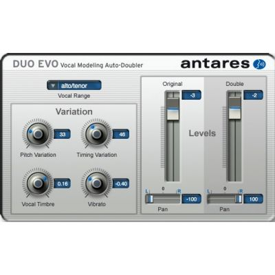Antares Duo Evo