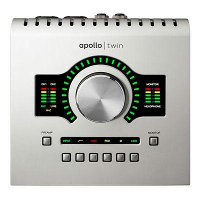 Universal Audio Apollo Twin DUO USB (Heritage Edition)