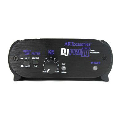 ART Pro Audio DJPRE II