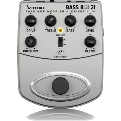 Behringer BDI21 V-Tone Bass Driver DI