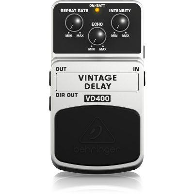 Behringer VD400 Vintage Delay_Front