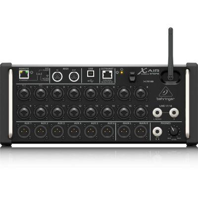 Behringer XR18 X Air Rack Mount Digital Mixer