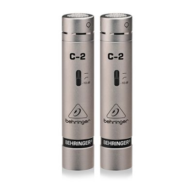 Behringer C-2 (Matched Pair)