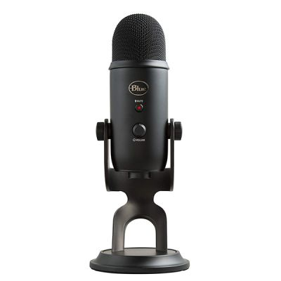 Blue Microphones Yeti Studio - Blackout