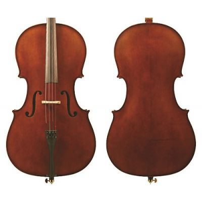 Enrico Student II 3/4 Cello Outfit