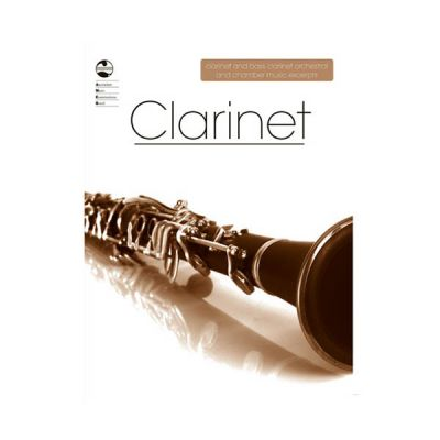 AMEB Clarinet & Bass Clarinet Orchestral & Chamber Music Excerpts