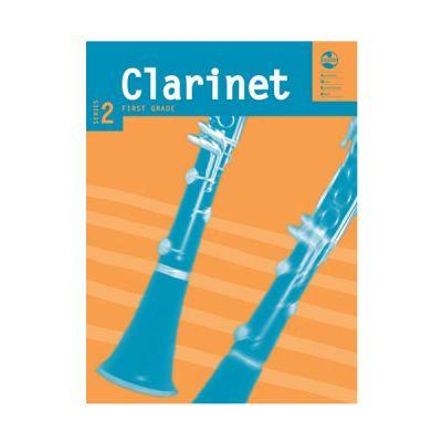 AMEB Clarinet Series 2 Grade 1