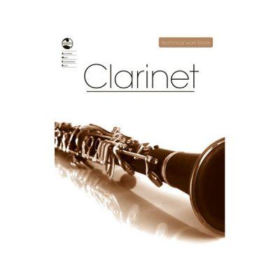AMEB Clarinet  Technical Work Book 2008