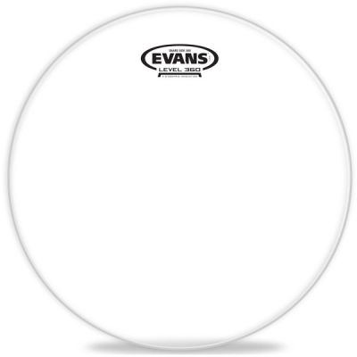 Evans Hazy 300 Clear Snare Drum Head 14