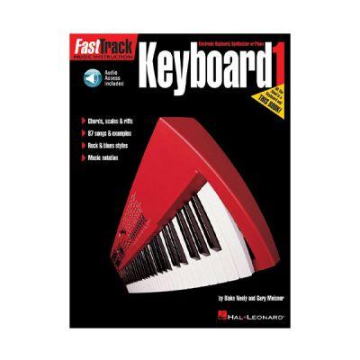 FastTrack Keyboard Method - Book 1