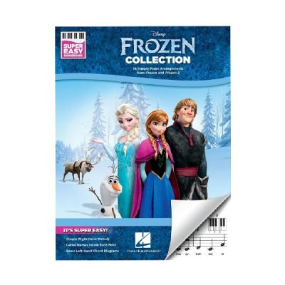 Frozen Collection  Super Easy Songbook