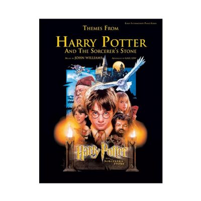 Harry Potter and the Sorcerer's Stone Intermediate Piano
