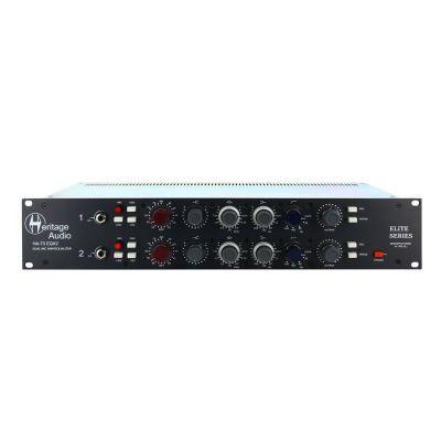 Heritage Audio HA73 EQ X2 Front