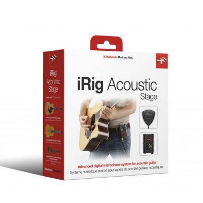 IK Multimedia iRig Acoustic Stage