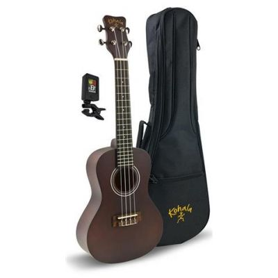 Kohala Concert Player's Pack