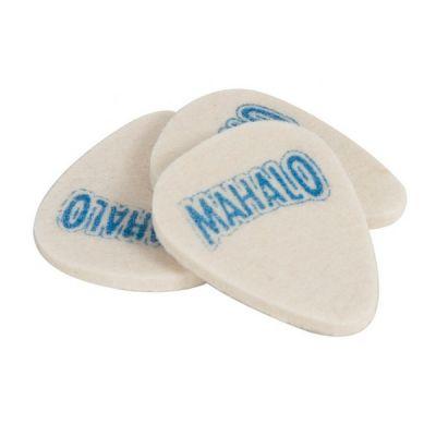 Mahalo Felt Ukulele Pick - 3 Pack
