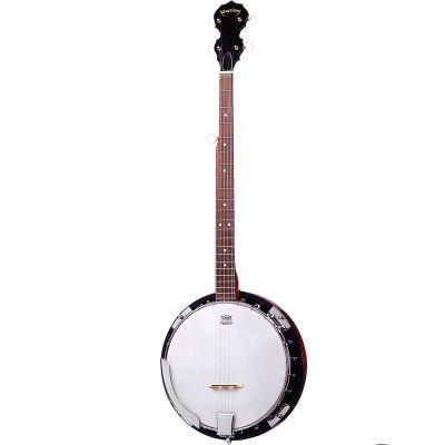 Martinez MBJ25E Resonator Banjo