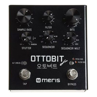 Meris Ottobit JR Bitcrush