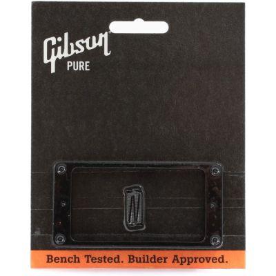 Gibson Pickup Mounting Ring (Bridge) - Black