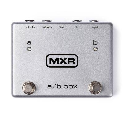 MXR A/B Box_Front