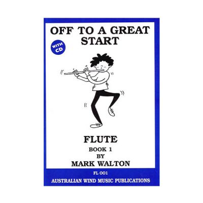 Off to a Great Start Flute Book 1