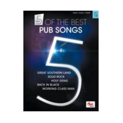 Pub Songs Take 5 of the Best