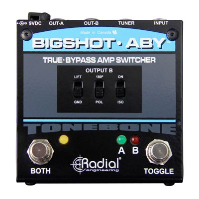 Radial Engineering Big Shot ABY Switcher