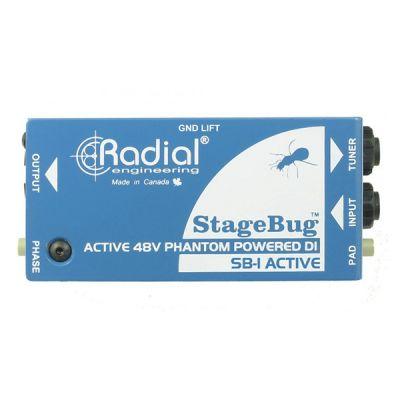 Radial Engineering Stagebug SB-1 Active DI
