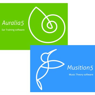 Rising Software Auralia 6 & Musition 6 - Download