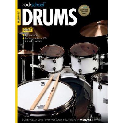 Rockschool Drums Debut